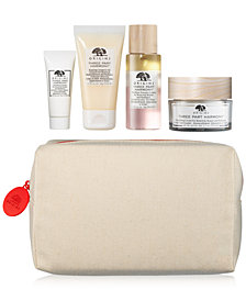 Origins 5-Pc. Three Part Harmony Nourishers Set