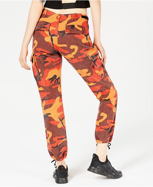 c274f7c21f7 Dickies Printed Cotton Utility Pants   Reviews - Leggings   Pants ...