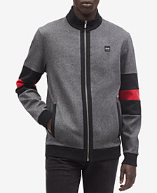 Calvin Klein Men's Colorblocked Contrast Jacket