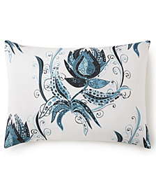 Seascape Pillow Sham, Standard/Queen
