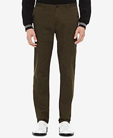 Calvin Klein Men's Slim-Fit Weekend Stretch Cargo Pants