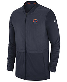 Nike Men's Chicago Bears Elite Hybrid Jacket
