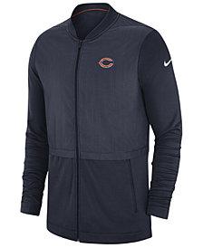 Nike Men's Chicago Bears Elite Hybrid Jacket