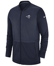 Nike Men's Los Angeles Rams Elite Hybrid Jacket