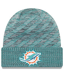 New Era Miami Dolphins Touch Down Knit Hat