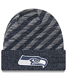 Seattle Seahawks Touch Down Knit Hat