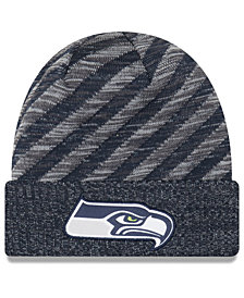 New Era Seattle Seahawks Touch Down Knit Hat