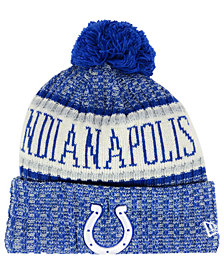 New Era Boys' Indianapolis Colts Sport Knit Hat