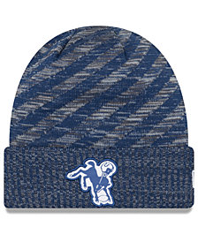 New Era Indianapolis Colts Touch Down Knit Hat
