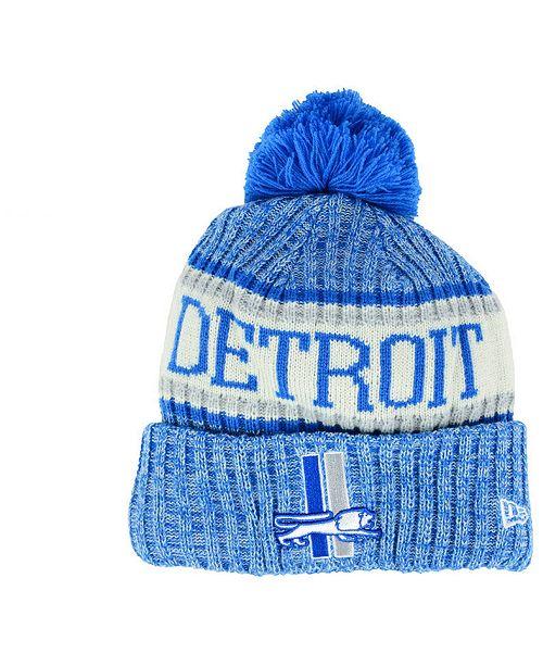 New Era Boys  Detroit Lions Sport Knit Hat - Sports Fan Shop By Lids ... d254ab2f31e
