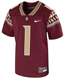 Florida State Seminoles Replica Game Jersey, Big Boys (8-20)