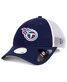 New Era Women's Tennessee Titans Trucker Shine 9TWENTY Cap