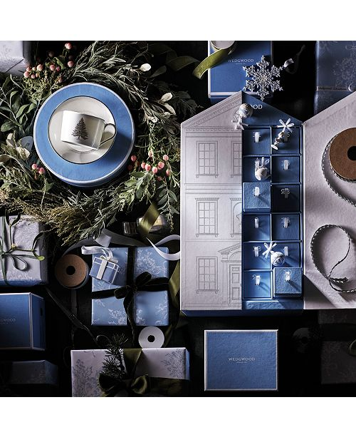 Wedgwood Christmas Ornament Collection