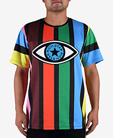 Hudson NYC Men's Star Eye Graphic T-Shirt