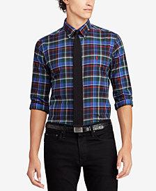 Polo Ralph Lauren Men's Big & Tall Classic Fit Plaid Cotton Shirt