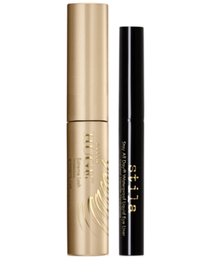 Image of Stila 2-Pc. Little Big Shots Eye Liner & Mascara Set!
