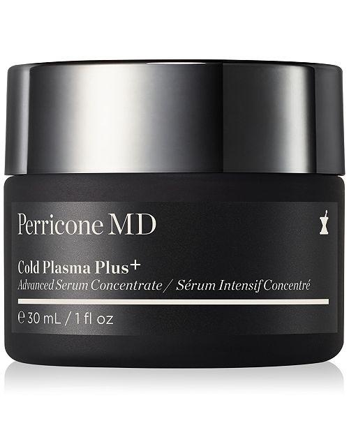 Perricone MD Cold Plasma Plus+ Advanced Serum Concentrate, 1-oz.