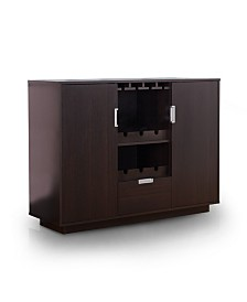 Porter Modern Wine Rack Buffet