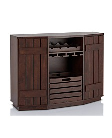 Layfield Wine Rack Buffet