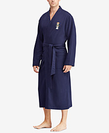 Polo Ralph Lauren Men's Polo Bear Fleece Robe