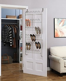 Organize it All Over-the-Door Wire Shoe Rack