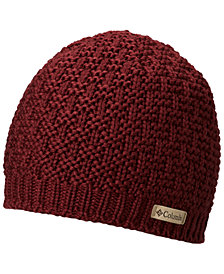 Columbia Permafrost Plush Fleece-Lined Beanie