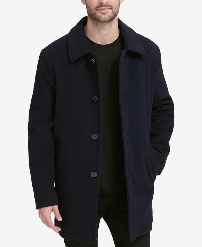 Cole Haan - Wool-Blend Coat