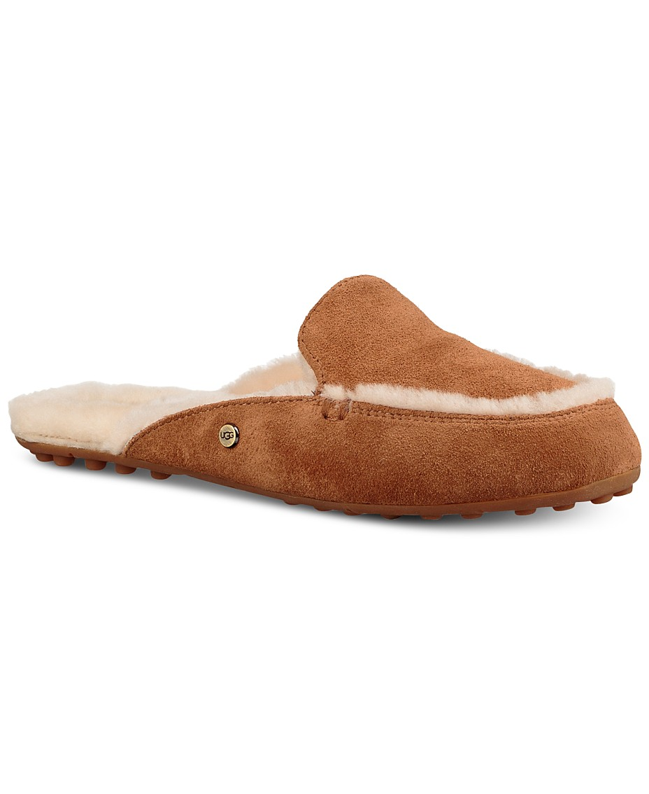 7afd8ff0bce UGG® Women's Lane Slippers & Reviews - Slippers - Shoes - Macy's