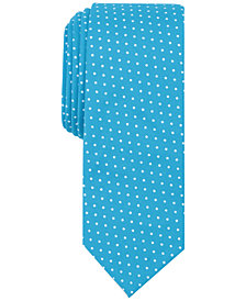 Penguin Men's Cramm Dot Skinny Tie