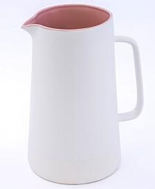 CLOSEOUT! Thirstystone Pink Ceramic Pitcher