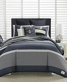 Nautica Rendon Comforter and Duvet Collection