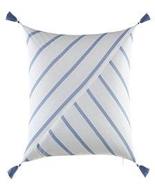 """Nautica Norwich 16"""" Square Pillow"""