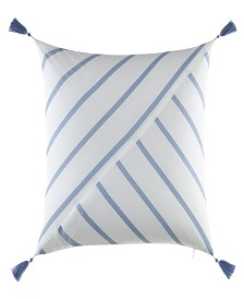 "Nautica Norwich 16"" Square Pillow"