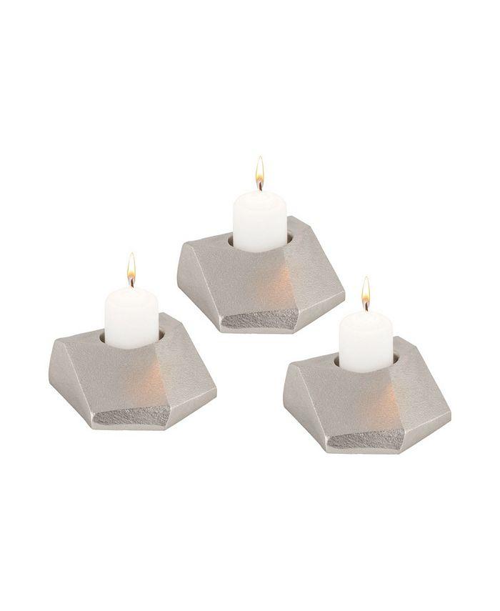 Dimond Home - Trope Tea Light Holders - Set of 3