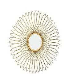Guilloche Mirror