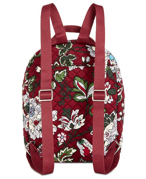 4414c0afe54a Vera Bradley Iconic Leighton Backpack   Reviews - Handbags ...