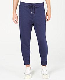 Calvin Klein Jeans Men's Back Pocket Monogram Sweatpants