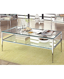 Venzine Coffee Table, Quick Ship