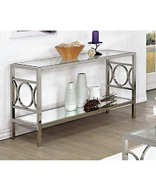 Beller Console Table, Quick Ship