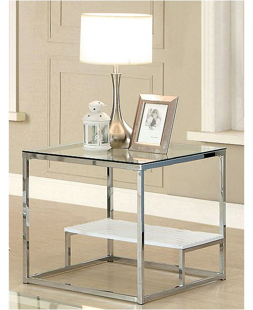 Furniture of America Nadia End Table