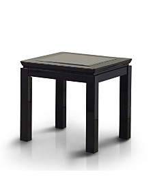 Kristof End Table, Quick Ship