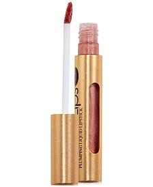 Grande Cosmetics GrandeLIPS Plumping Liquid Lipstick, Metallic Semi-Matte
