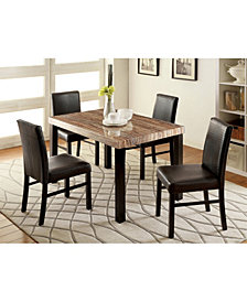 Kenneth Dining Table, Quick Ship