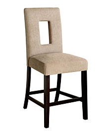 Alfano Upholstered Counter Stool (Set of 2)