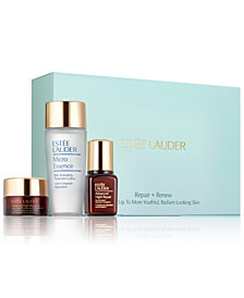 Estée Lauder 3-Pc. Repair + Renew Nighttime Skincare Set, Online Only