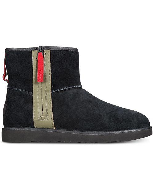 534e8eee963 Men's Classic Waterproof Mini Zip Boots