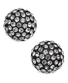 I.N.C. Ball Stud Earrings, Created for Macy's