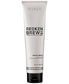 Brews Shave Cream, 5-oz., from PUREBEAUTY Salon & Spa