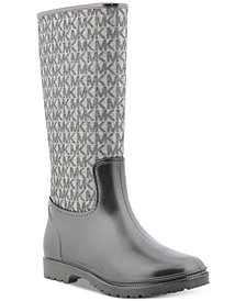 Michael Kors Little & Big Girls Romy Pixie Rain Boots