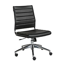 Axel Armless Office Chair, Quick Ship
